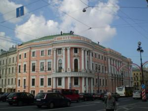 Дом Н. И. Чичерина