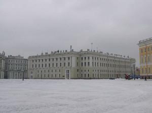 Здание Штаба Гвардейского корпуса