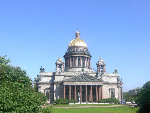 Собор преподобного Исаакия Далматского