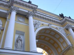 Здание Сената и Синода