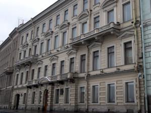 Запасной дом Зимнего дворца