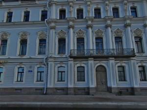 Дом Н. И. Жеребцовой