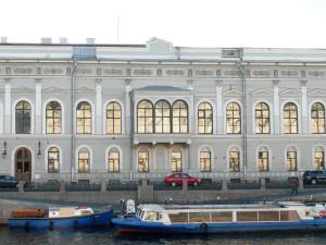 Шувaлoвский дворец