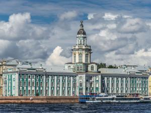 Музей антропологии и этнографии имени Петра Великого (Кунсткамера)
