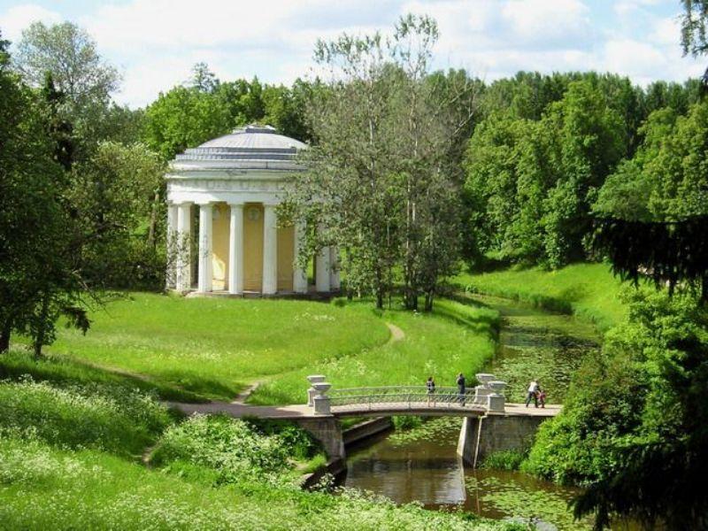 музей заповедник павловск фото