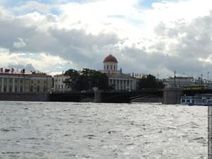 Здание таможни - Пушкинский дом
