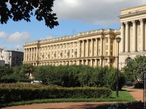 Здание Института ЛЕННИИПРОЕКТ