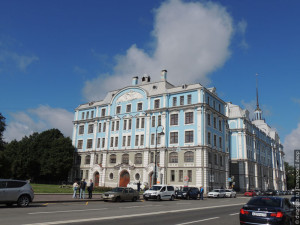 Здание Нахимовского военно-морского училища — Городской училищный дом
