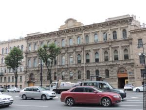 Особняк П. А. Зубова — Российский институт истории искусств