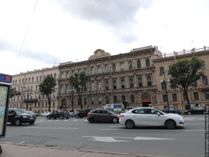 Особняк П. А. Зубова - Российский институт истории искусств