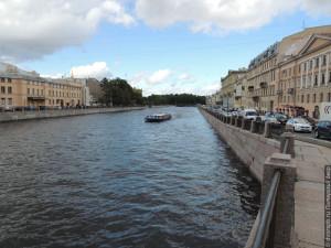 Набережная реки Фонтанки