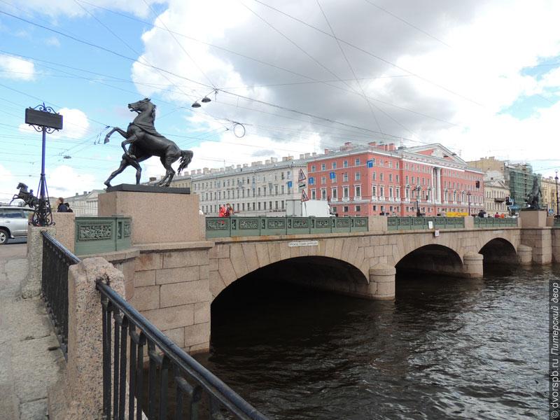 мини отель аничков мост санкт-петербург