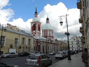 Церковь святого великомученика и целителя Пантелеимона
