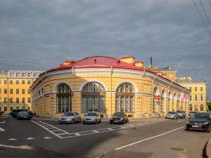 Здание Круглого рынка