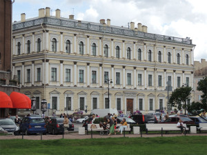 Здания Министерства государственных имуществ