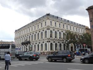 Дом министра государственных имуществ