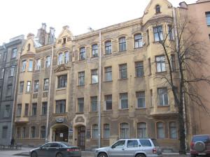 Доходный дом И. Б. Лидваль