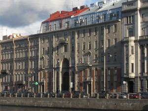 Доходный дом М. П. Толстого — Толстовский дом