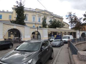 Здание Государственного ассигнационного банка