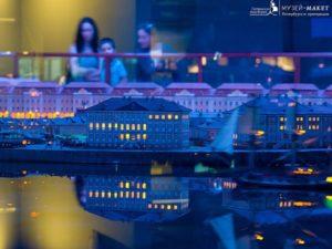 Исторический музей-макет «Петровская Акватория»