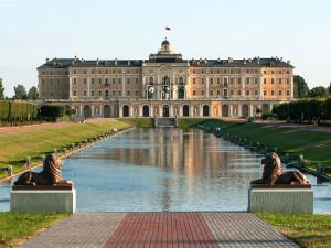 Государственный комплекс «Дворец конгрессов» в Стрельне
