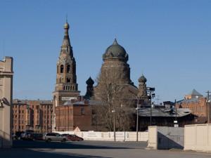 Церковь Воскресения Христова Всероссийского Александро-Невского братства трезвости